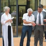 Inauguration of the new winery