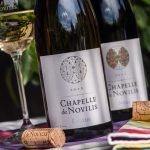 SALON DES VINS Brive la Gaillarde-SALON DES VINS St Germain-FOIRE DES VIGNERONS St Gilles - Les grands vins bio de CHAPELLE de NOVILIS-FESTIVAL DU BON ET DU GOUT - Salon des vins de La Bouille - Les vins bio de CHAPELLE de NOVILIS- salon vinomedia issy les moulineaux-les nouveaux millésimes-Vins haut de gamme-Salon des Vins de Limoges