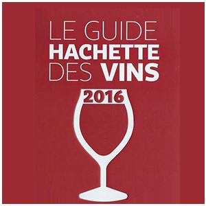 Guide des vins Hachette - 2016 - Chapelle de Novilis