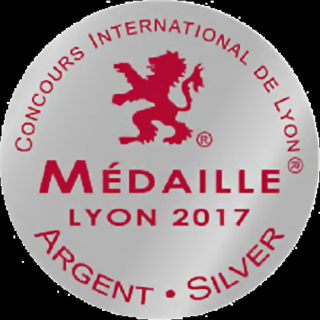 Médaille d'Argent, Concours International de Lyon, 2017 : Chapelle de Novilis
