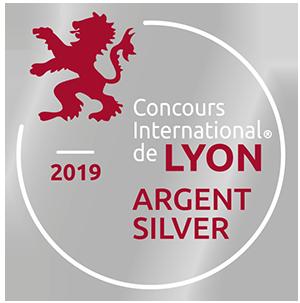 Concours International de Lyon- Médaille d'Argent 2019 - Chapelle de Novilis