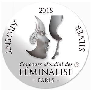 Médaille d'argent, Feminaliste, Paris 2018 : Chapelle de Novilis