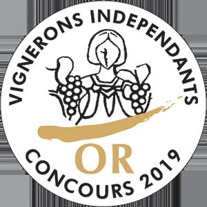 Vignerons indépendants - Médaille d'Or 2019 - Chapelle de Novilis