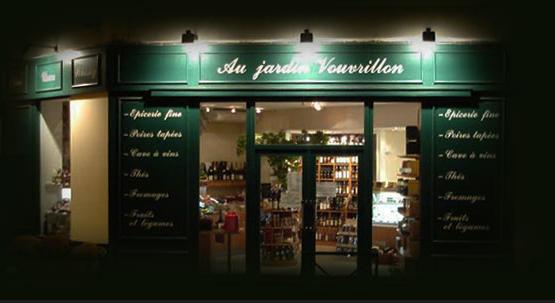 Un nouveau caviste pour les vins biologiques fins et for Jardin vouvrillon