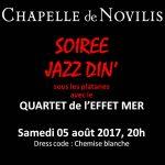 belle soirée jazz