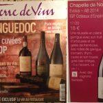 RED ORGANIC WINE HERAULT LANGUEDOC
