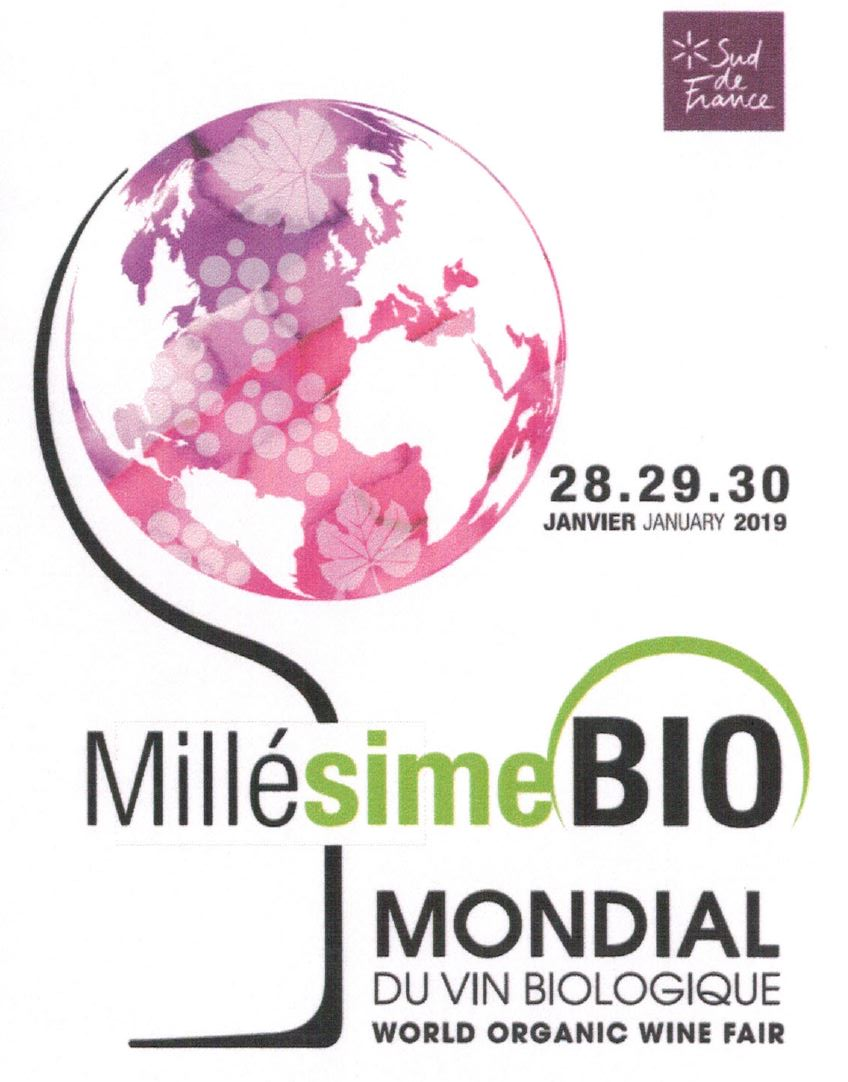 MILLESIME BIO SALON PROFESSIONNELS MONTPELLIER