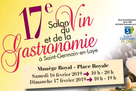 SALON DES VINS ST GERMAIN EN LAYE