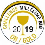 Gold Medal at the challenge of the largest organic wine fair in the world