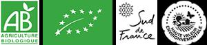 Labels : Agriculture - Viticulture biologique et HVE
