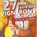Foire des vignerons à St Gilles