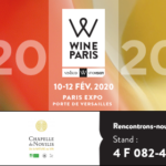 Rencontrons nous à Wine Paris