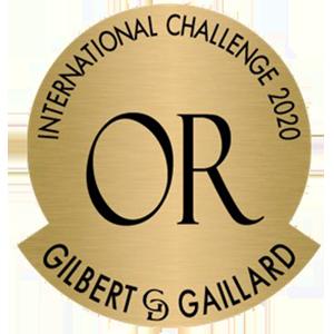 Médaille d'Or Gilbert & Gaillard 2020 - Neus blanc - Chapelle de Novilis