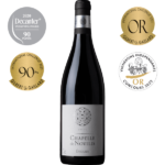 GOLD for EVOLUS rouge 2016 international Challenge GILBERT & GAILLARD 2021