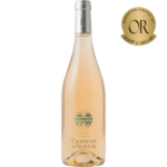 GOLD for NEUS rosé 2020 International Challenge GILBERT & GAILLARD