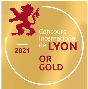 Médaille d'or - Concours Lyon 2021