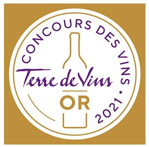 Terre de Vins - Médaille d'Or 2021
