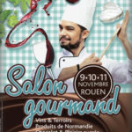 salon gourmand à Rouen